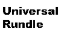 Picture for manufacturer Universal Rundle
