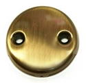 Picture of Universal antique brass plate-06648