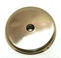 Picture of Universal brushed nickel plate- 31594SN