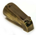 Picture of Universal antique brass spout-08-1015