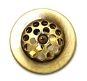 Picture of Universal antique brass strainer-03-4871A